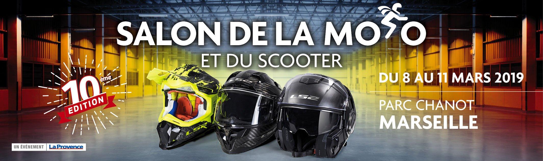10e édition du salon de la Moto, Un Évènement La Provence !!!